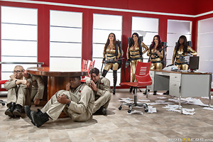 In the epic series finale, the Ghostbusters and the Nutbusters finally square off in a wild and raunchy orgy to see who is the top ghostbusting team in town!