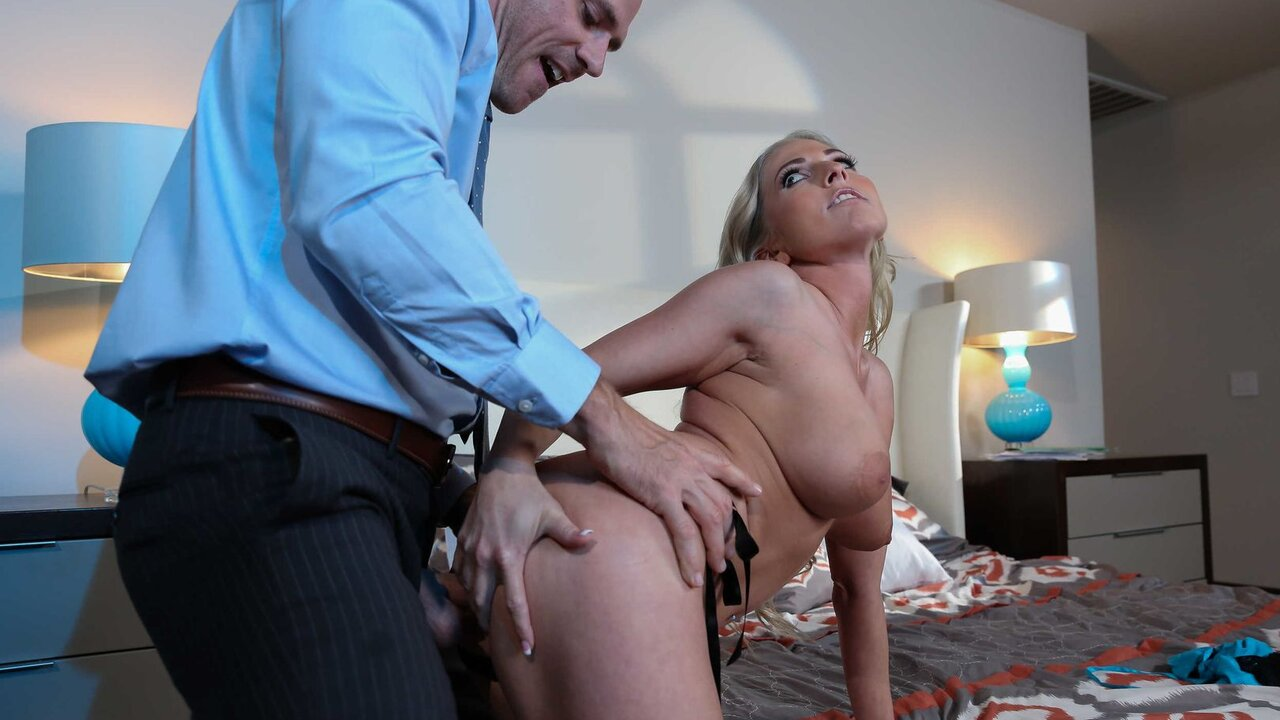 My Busty Wife Christie Stevens Wants To Be Fucked By My Boss